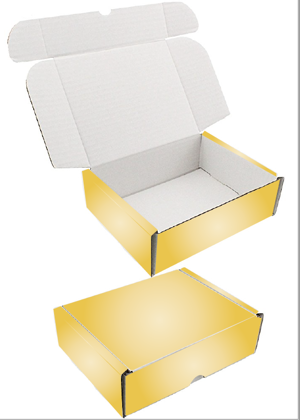 Saliekama kastīte 100x140x40mm